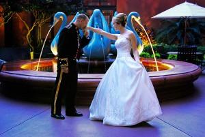 Wedding at Walt Disney World Swan and Dolphin